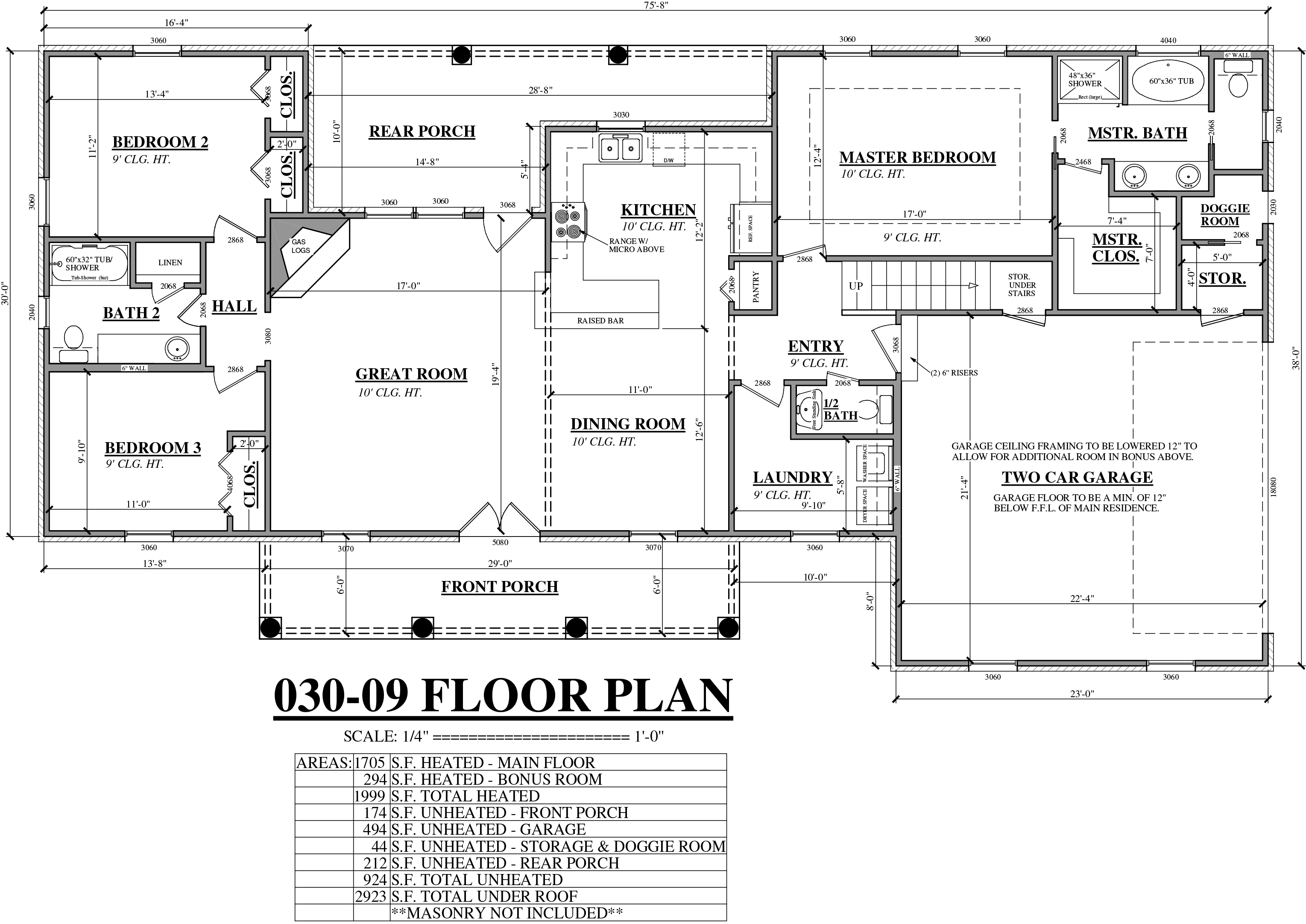 Bellepointe House Plans Flanagan onstruction - ^
