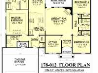Chief Architect: 178-012 FLOOR PLAN.layout