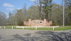The Oaks Subdivision in Sumrall, MS